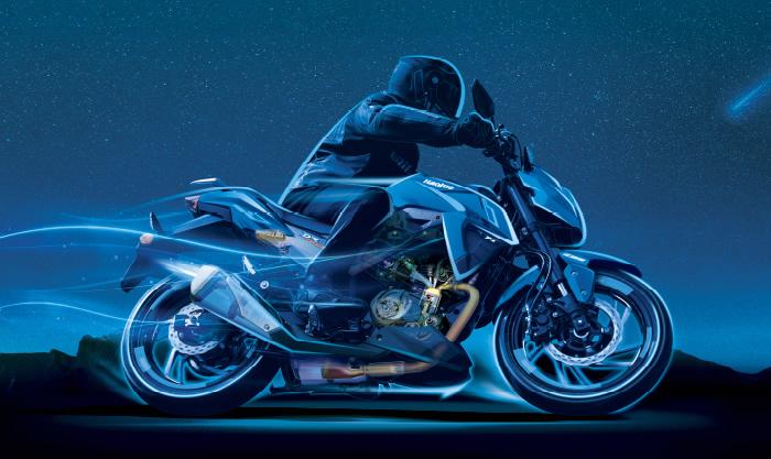 豪爵国四摩托车,不止是环保……